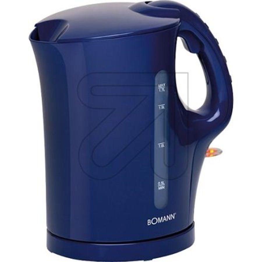 bomann fr hst cksset 3 er set blau kaffeeautomat wasserkocher und toaster ebay. Black Bedroom Furniture Sets. Home Design Ideas